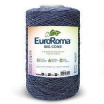 Barbante Euroroma Colorido 1,8Kg N8 Eurofios 3 UNIDADES JEANS -