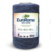 Barbante Euroroma Colorido 1,8Kg N8 Eurofios Jeans -
