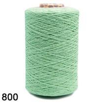 Barbante Euroroma Colorido 1,8Kg N8 Eurofios Verde Agua Claro -
