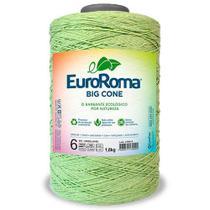 Barbante EuroRoma Colorido Big Cone Nº06 1,8Kg - Eurofios