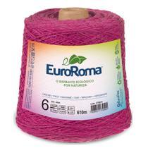 Barbante Euroroma Colorido N06 600g Eurofios -