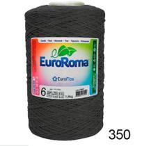 Barbante Euroroma Colorido N6 - 1,8 Kg - Eurofios -