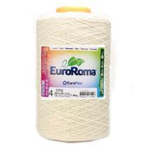 Barbante Euroroma Crú 1,8 Kg n04 - Eurofios -