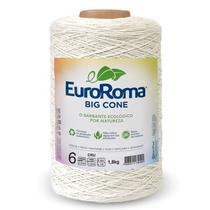 Barbante Euroroma Crú 1,8 Kg n06 - Eurofios -