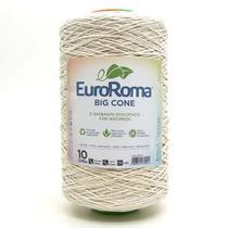 Barbante EuroRoma Cru 1,8Kg - Eurofios