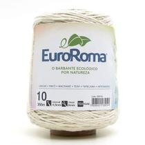 Barbante EuroRoma Cru 600g - Eurofios