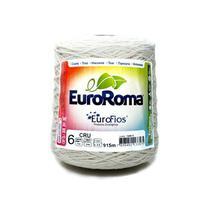 Barbante Euroroma Crú n06 600g - Eurofios