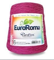 Barbante Euroroma N06 600g Eurofios Pink -