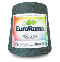 Barbante Euroroma N06 600g Eurofios Verde Militar -