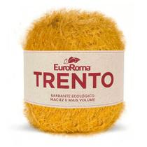 Barbante EuroRoma Trento 200g - Mostarda - Eurofios