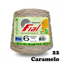 Barbante Fial Colorido N 6 700g Cor 22 Fial -