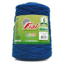 Barbante Fial Extra Colorido 6 Fios 8/12 - 450 Metros -