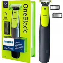 Barbeador Aparador Elétrico Philips One Blade QP2510/10 -