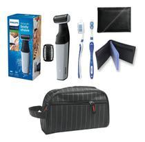 Barbeador E Aparador De Pelos Do Corpo Bodygroom Bg3005/15 À - Philips