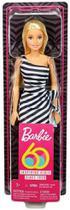 Barbie 60 Anos Basica Mattel -