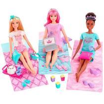 Barbie Aventura de Princesas Festa do Pijama Mattel GJB68 (4945) -
