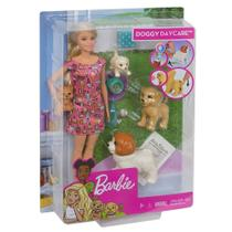 Barbie Barbie Treinadora De Cachorrinhos Fxh08 -