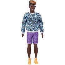 Barbie Boneco Ken Fashionistas DWK44 Mattel -