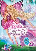 Barbie Butterfly e A Princesa Fairy - Universal pictures