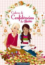 Barbie - caderno de confidencias da barbie - Fun - fundamento