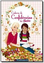 Barbie - caderno de confidencias da barbie - Fundamento -