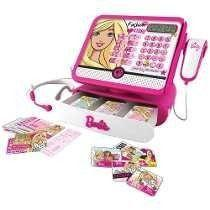 Barbie Caixa Registradora Luxo Fashion Store 7274-9 - Fun - Intek fun