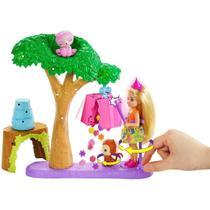 Barbie Chelsea Festa Na Selva Mattel Unidade -