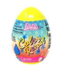 Barbie Color Reveal - Ovo Surpresa - Pet - 5 Surpresas - Mattel -