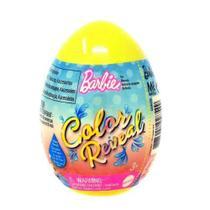 Barbie color reveal pets ovo surpresa - GVK58 - Amarelo MATTEL -