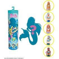 Barbie Color Reveal - Série 4 Sereias - GTP43 - Mattel