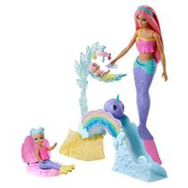 Barbie Dreamtopia Escola de Sereias Mattel FXT25