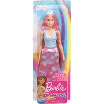 Barbie Dreamtopia Penteados Mágicos - Mattel