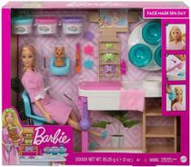 Barbie e cachorro dia de spa gjr84 (5157) - Mattel