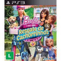 Barbie E Suas Irmas Resgate De Cachorrinho S PS3 - Litlle - Litlle Orbit