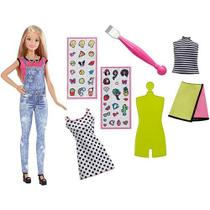 Barbie Estilo Emoticon Mattel DYN93 063533