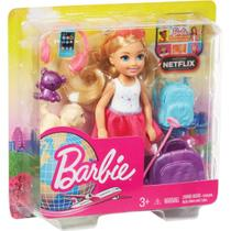 Barbie Explorar e Descobrir Chelsea - Mattel -