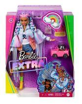 Barbie Extra Com Tranças de Arco-Íris GRN29 - Mattel - Matel