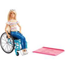 Barbie FAB Fashionistas Cadeira Rodas - Misturinha Toy