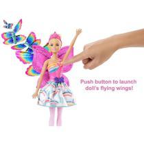 BArbie Fada Asas Voadoras FRB08 - Mattel -