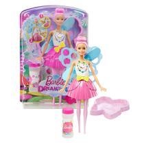 Barbie Fada Bolhas Magicas DVM95 - Mattel -