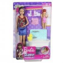 Barbie family babysitter playset (13418) - Mattel
