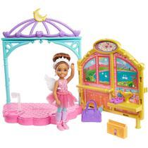 Barbie Family Chelsea Aula De Ballet Mattel Unidade -
