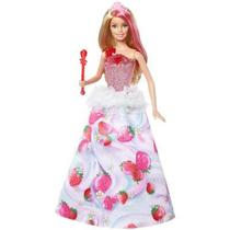 Barbie Fan Princesa Reino Doces Dyx28 Mattel