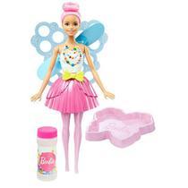 Barbie fantasia fada bolhas magicas -