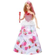 Barbie Fantasia Princesa dos Doces - Mattel
