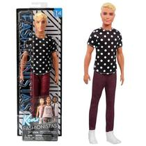 Barbie Fashion Ken Fashionistas Dwk44 Mattel -