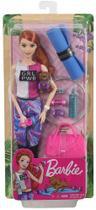 Barbie Fashionista  - Dia de Spa Fitness - Mattel