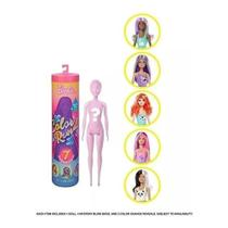 Barbie Fashionista Estilo Supresa Color Reveal GPG14 - Matell
