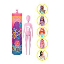 Barbie Fashionista Estilo Surpresa Color Reveal Mattel -