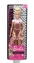 Barbie Fashionistas 142 - mattel -